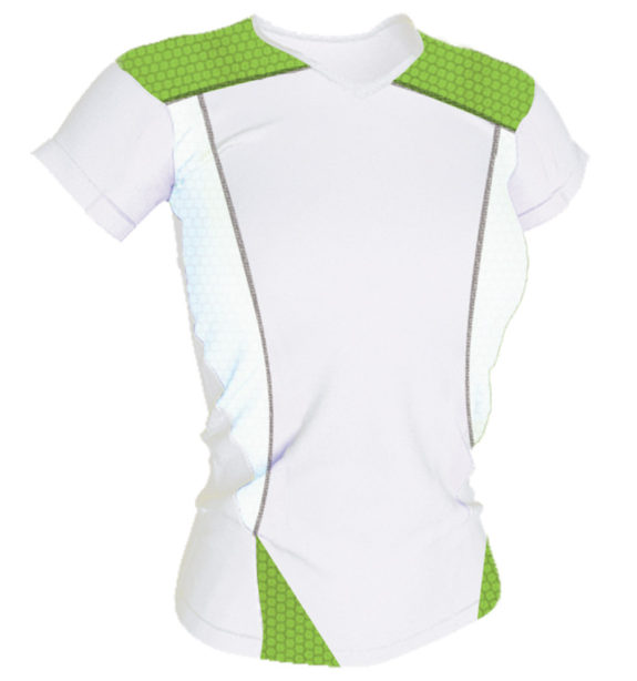 CT–GiroWoman—Blanco—Verde-fluor